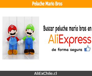 Comprar peluches de Super Mario Bros en AliExpress