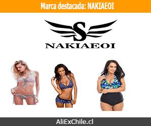 Marca destacada: NAKIAEOI trajes de baño y bikinis