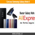 Comprar carcasa para Samsung Galaxy Note 8 en AliExpress