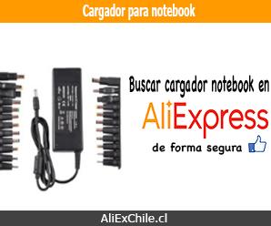 Comprar cargador para notebook en AliExpress