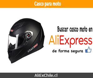 Comprar casco para moto en AliExpress