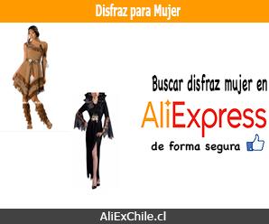 Comprar disfraz para mujer en AliExpress