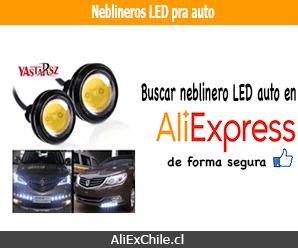 Comprar neblineros LED para auto en AliExpress