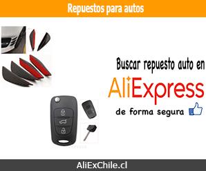 Comprar repuestos para autos en AliExpress