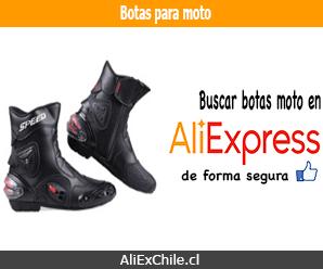 Comprar botas para moto en AliExpress