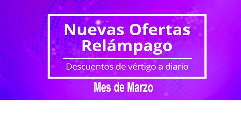 Comienza marzo con las ofertas Relámpago en AliExpress