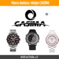 Marca destacada: CASIMA relojes para hombre y mujer