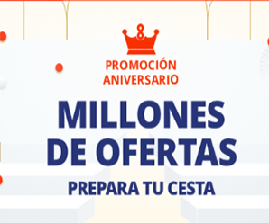 ¡8º Aniversario de AliExpress! Descuentos increíbles