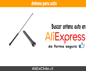 Comprar antena para auto en AliExpress