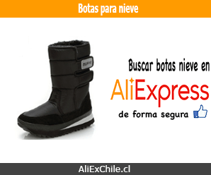 Comprar botas para la nieve en AliExpress