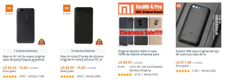 e709e918d02 Comprar carcasa para celular Xiaomi en AliExpress | Comprar en ...