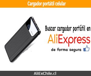 Comprar cargador portátil para celular en AliExpress