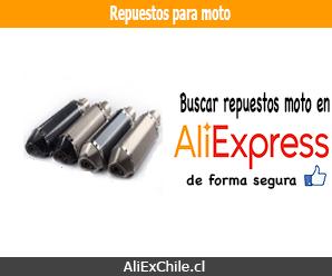 Comprar repuestos para moto en AliExpress