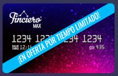 Finciero Max: la nueva  tarjeta crédito virtual prepago del club Finciero con costo $0