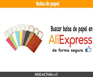 Comprar bolsas de papel en AliExpress