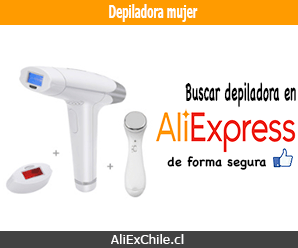 Comprar depiladora para mujer en AliExpress
