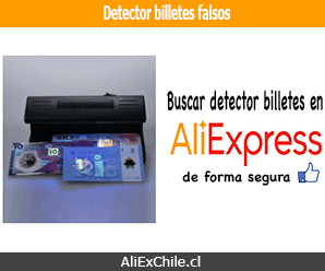 Comprar detector de billetes falsos en AliExpress