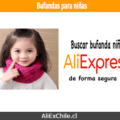 Comprar bufanda para niña en AliExpress