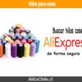 Comprar hilos para coser en AliExpress