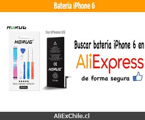 Comprar batería para iPhone 6 en AliExpress
