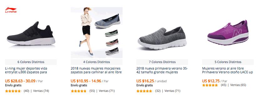 Mujer Comprar En Baratas Zapatillas Aliexpress Para WEH2ID9