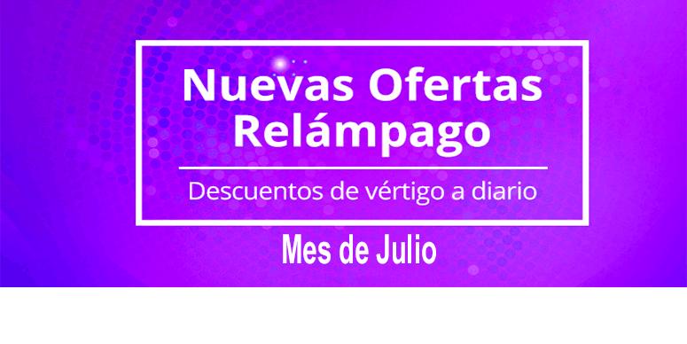 Julio de ofertas en AliExpress para Chile