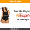 Comprar bikini de talla grande en AliExpress