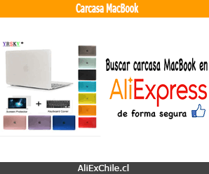 Comprar carcasa para MacBook en AliExpress