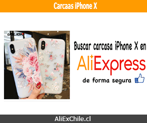 Comprar carcasa para iPhone X en AliExpress