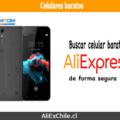 Comprar celular por menos de $65.000 pesos chilenos en AliExpress ($100 dólares)