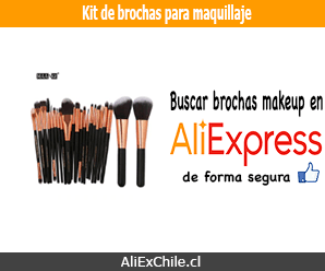 Comprar Kit de brochas para maquillaje en AliExpress