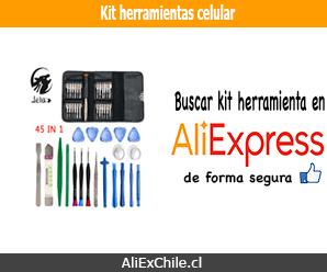 Comprar kit de herramientas para celular en AliExpress