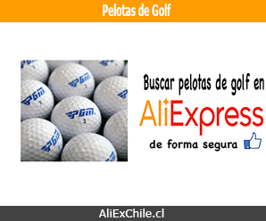 Comprar pelotas de golf en AliExpress