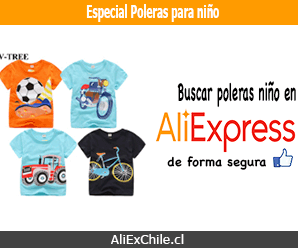 a3c0ba516b6 Especial poleras para niño verano 2019 en AliExpress
