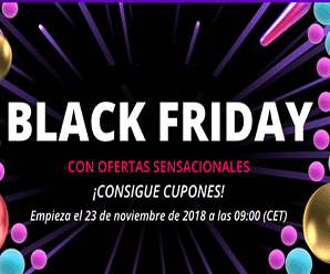 ¡Ya comenzó el Black Friday y Cyber Monday en AliExpress!