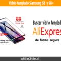 Comprar vidrio templado para Samsung S8 y S8+ en AliExpress