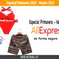 ¡Especial Primavera 2018 – Verano 2019 en AliExpress!
