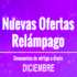 Diciembre de ofertas relámpago en AliExpress Chile