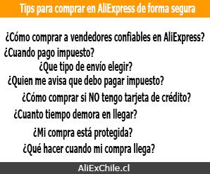 Tips para comprar en AliExpress de forma efectiva y segura (con y sin tarjeta de crédito)