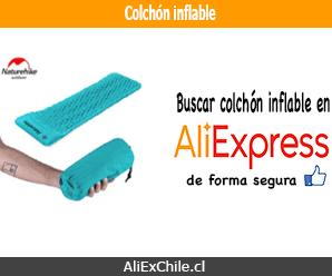 Comprar colchón inflable en AliExpress