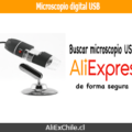 Comprar microscopio digital USB en AliExpress