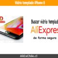 Comprar vidrio templado para iPhone 8 en AliExpress