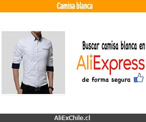 Comprar camisa blanca en AliExpress