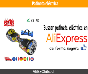 Comprar patineta eléctrica en AliExpress