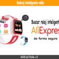 Comprar reloj inteligente para niños con rastreador GPS en AliExpress
