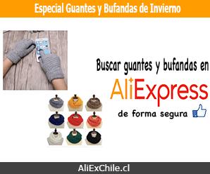 Especial guantes y bufanda 2019 en AliExpress
