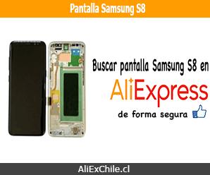 Comprar pantalla para Samsung S8 en AliExpress