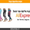 Comprar ropa deportiva para mujer en AliExpress