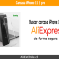 Comprar carcasa para iPhone 11 en AliExpress