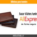 Comprar billetera para hombre en AliExpress